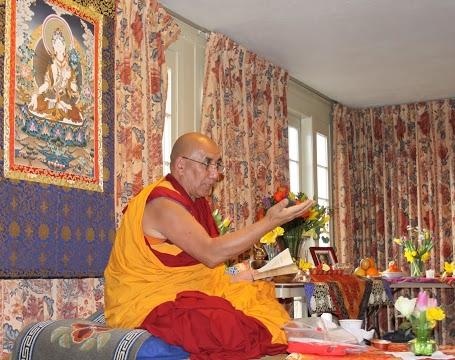 Khen Rinpoche (Courtesy R. Meinig)